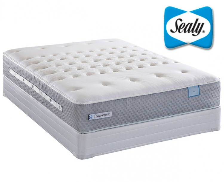 Sealy Posturepedic Plush Innerspring Mattress