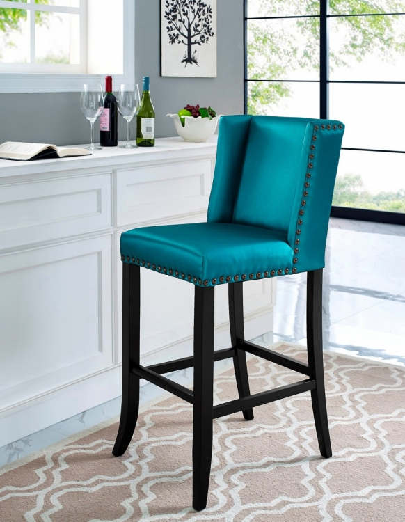Denver Blue Counter Stool