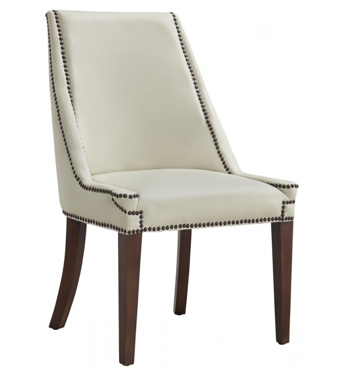 Bart Cream Side Chair - Set of 2