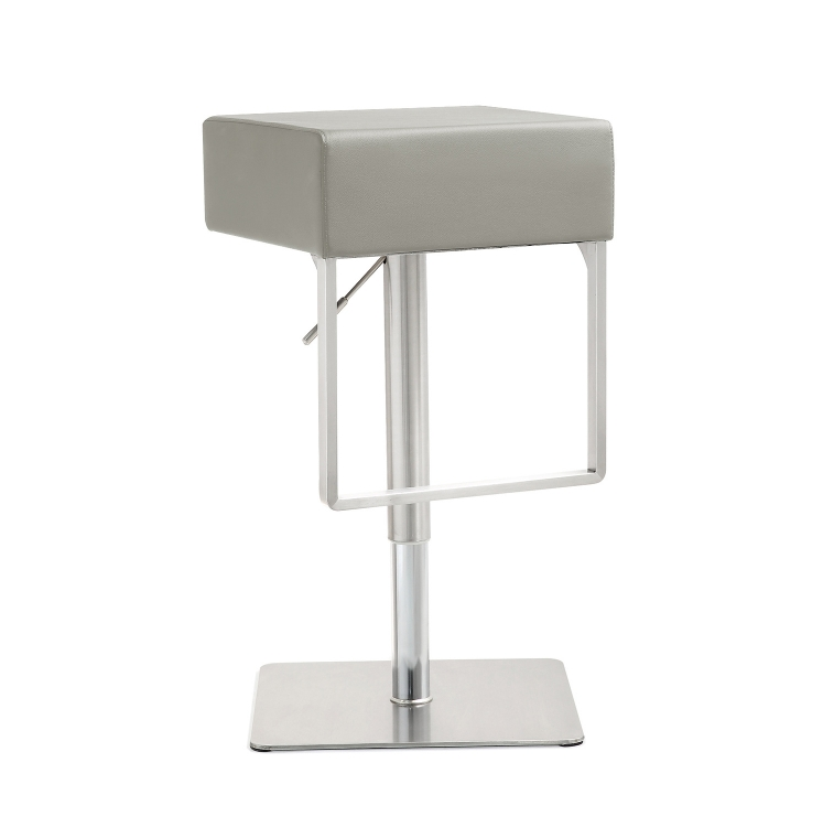 Seville Barstool - Light Grey