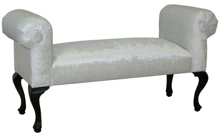 Holly Bench - Excite Red - Triad Upholstery