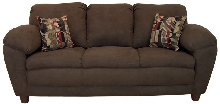 Julia Sofa - Bulldozer Java - Triad Upholstery