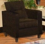 Heather Chair - Bulldozer - Java - Triad Upholstery