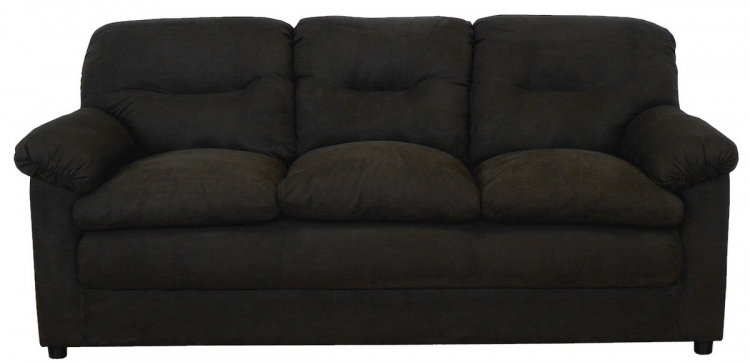 Lisa Sofa Set - Bulldozer Black - Triad Upholstery