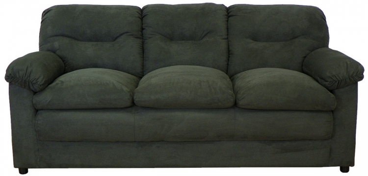 Lisa Sofa Set - Bulldozer Thunder - Triad Upholstery