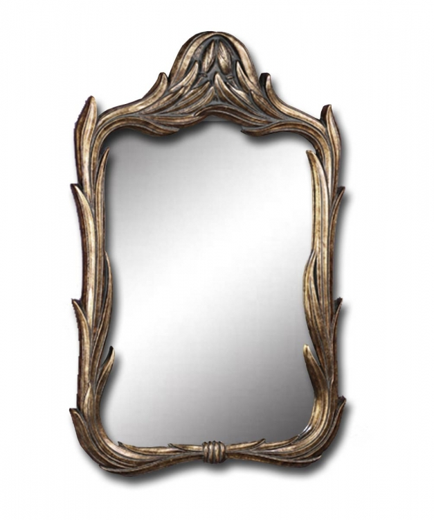 Marbella Gold Kira Mirror - Ultimate Accents