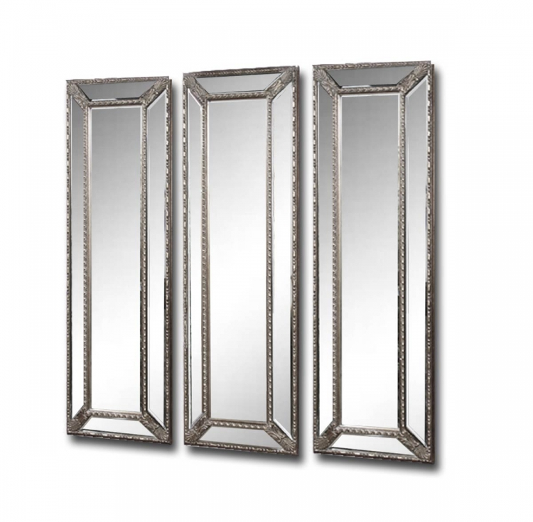 Marbella Triple Mirrored Mirror - Ultimate Accents