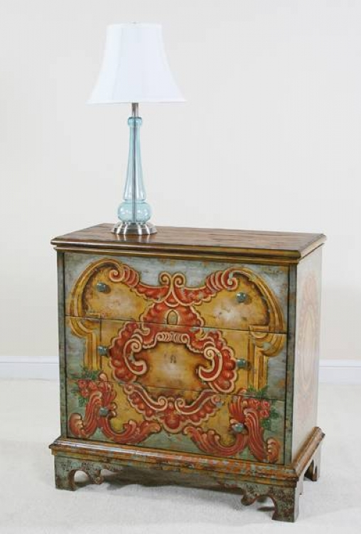 Myriad Circus Chest - Ultimate Accents