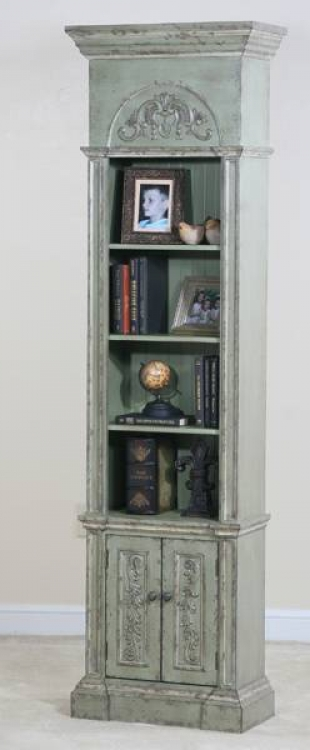 Mayfield Country French 84 Bookcase - Ultimate Accents