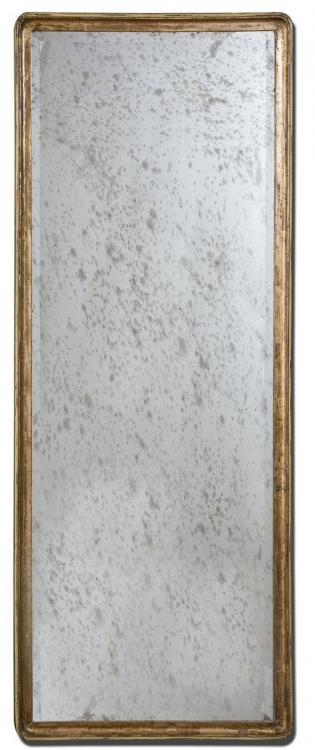 Piave Antique Gold Mirror