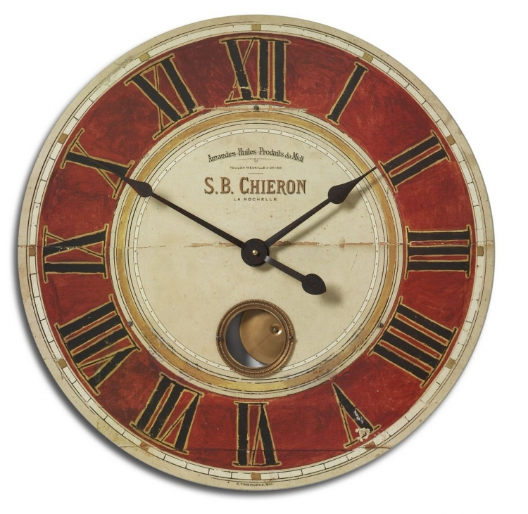S.B. Chieron 23 Wall Clock