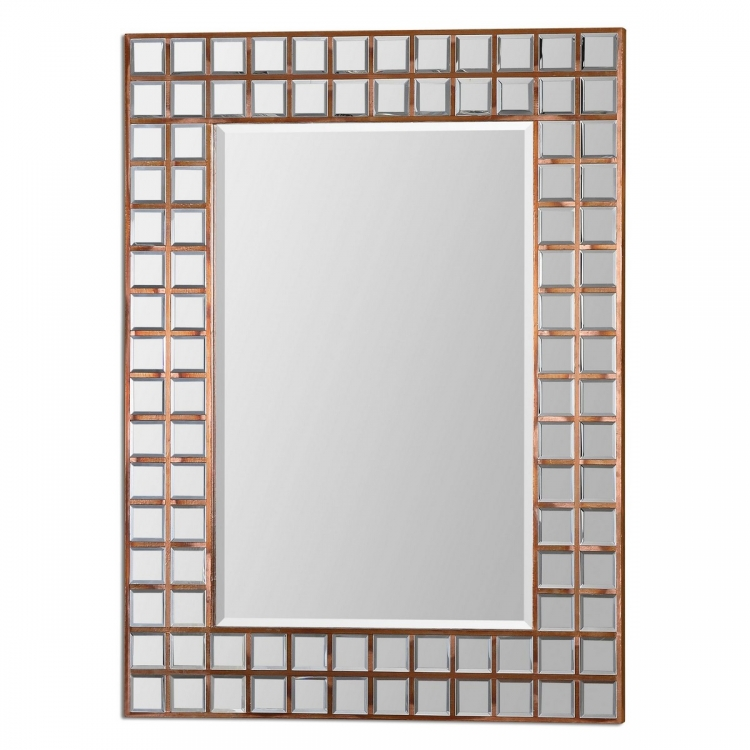 Keely Mosaic Mirror
