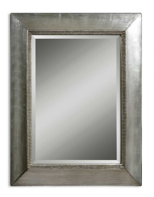 Fresno Antique Silver Mirror