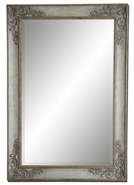 Santerno Golden Ivory Mirror