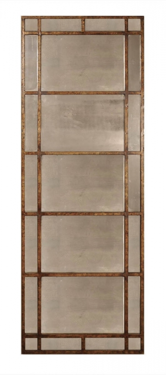 Avidan Antique Gold Mirror