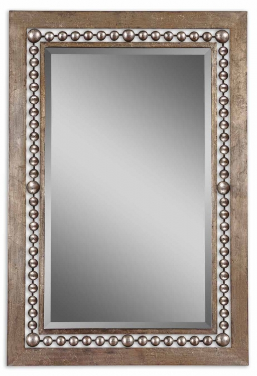 Fidda Antique Silver Mirror