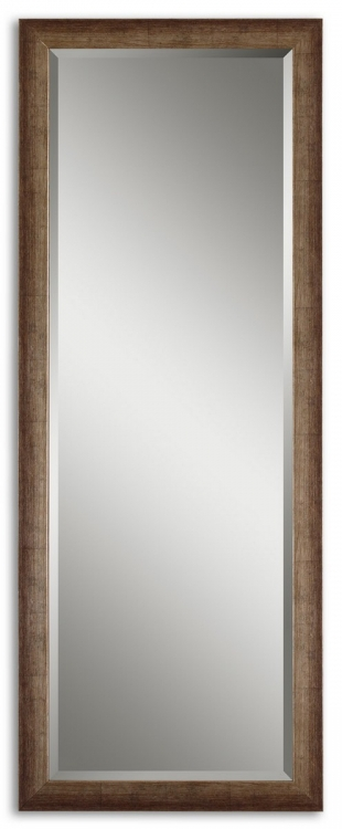 Lawrence Antique Silver Mirror