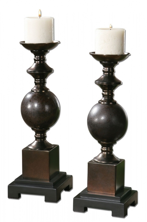Marcie Candleholders - Set of 2