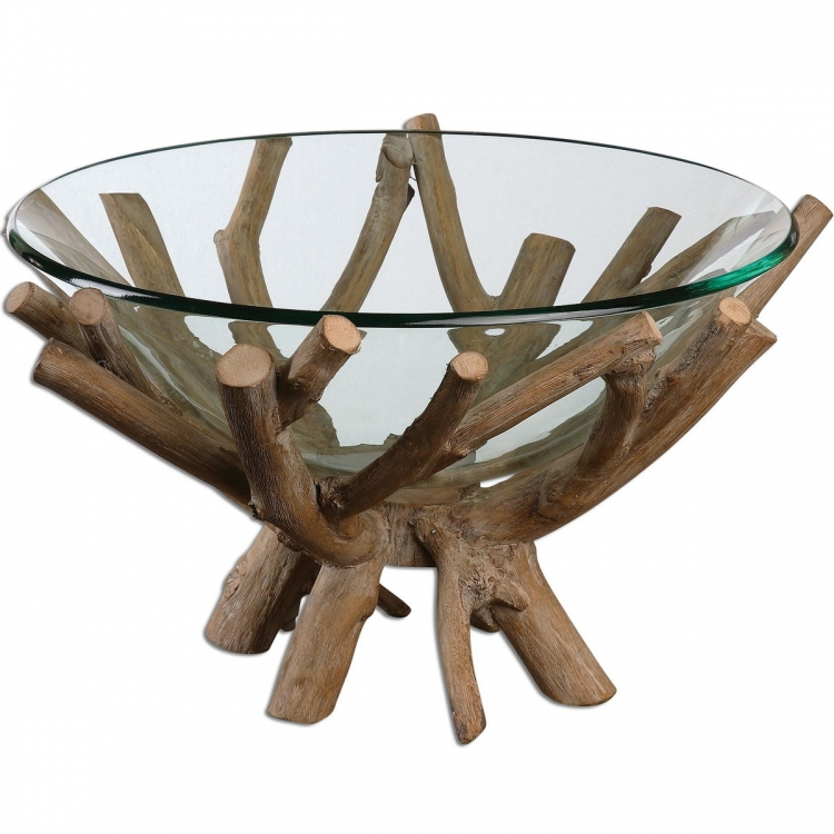 Thoro Wood Bowl