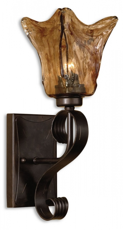 Vetraio Glass Wall Sconce