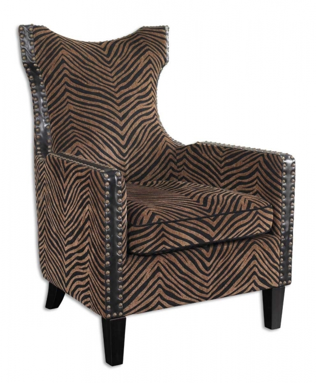 Kimoni Wing Back Armchair