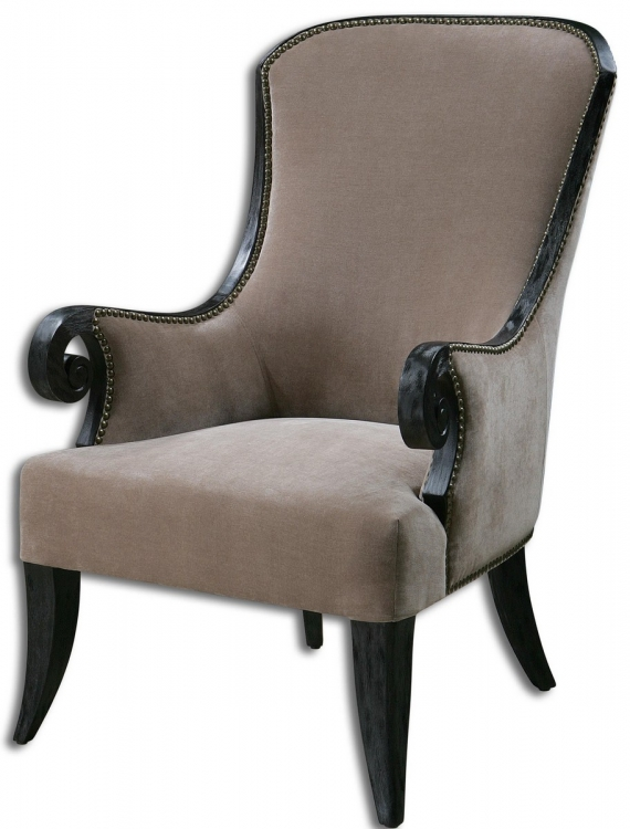 Good Kandy Taupe ArmChair