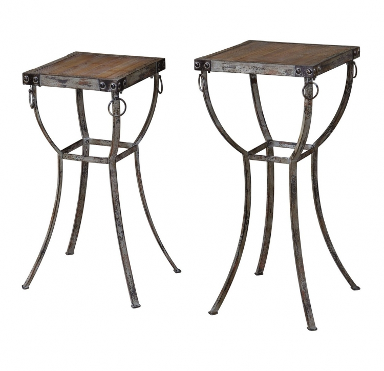 Hewson Plant Stands - Set of 2