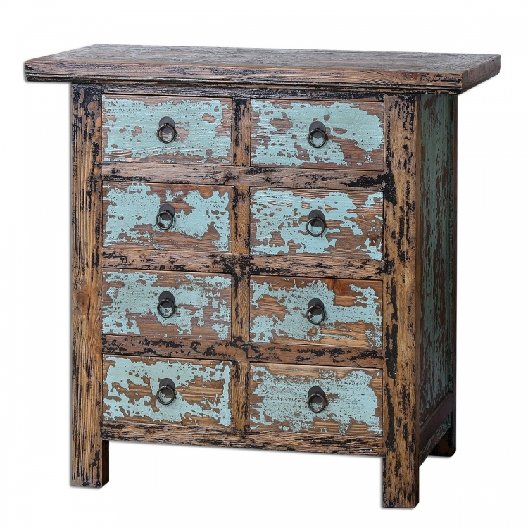 Camryn Aged Accent Chest