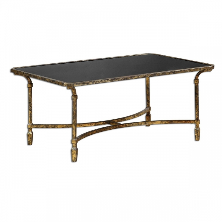 Zion Metal Coffee Table