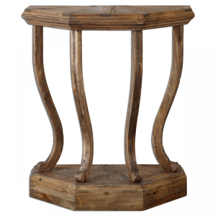Icess Wooden Console Table