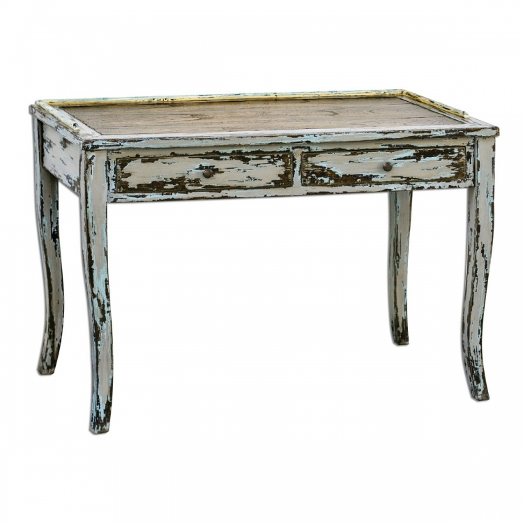Honovi Distressed Writing Desk