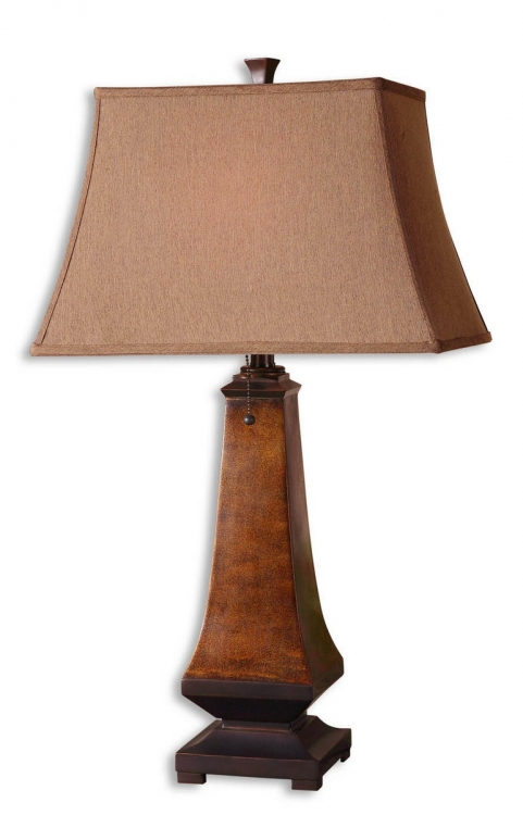 Caldaro Rustic Table Lamp