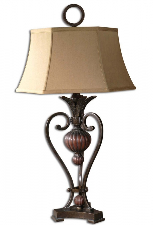 Andra Metal Table Lamp