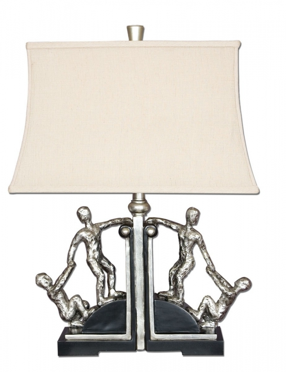 Helping Hands Table Lamp