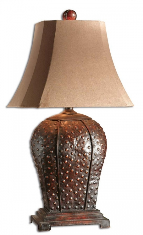 Valdemar Metal Table Lamp