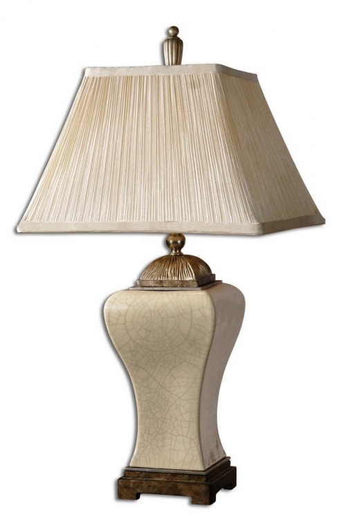 Ivan Ivory Table Lamp