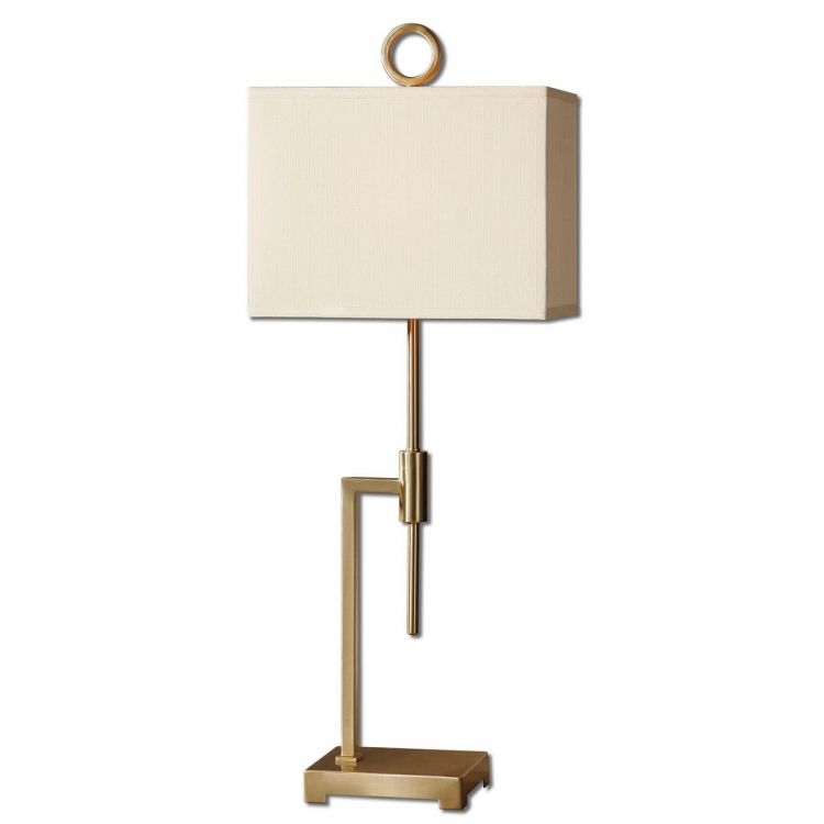 Feldon Coffee Bronze Accent Lamp