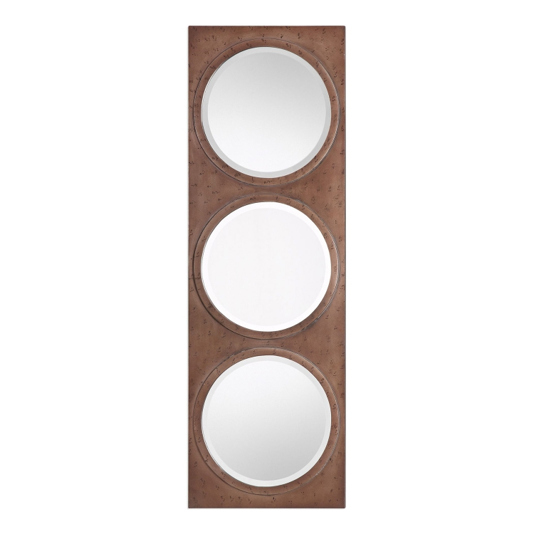 Artelli Triple Round Mirror