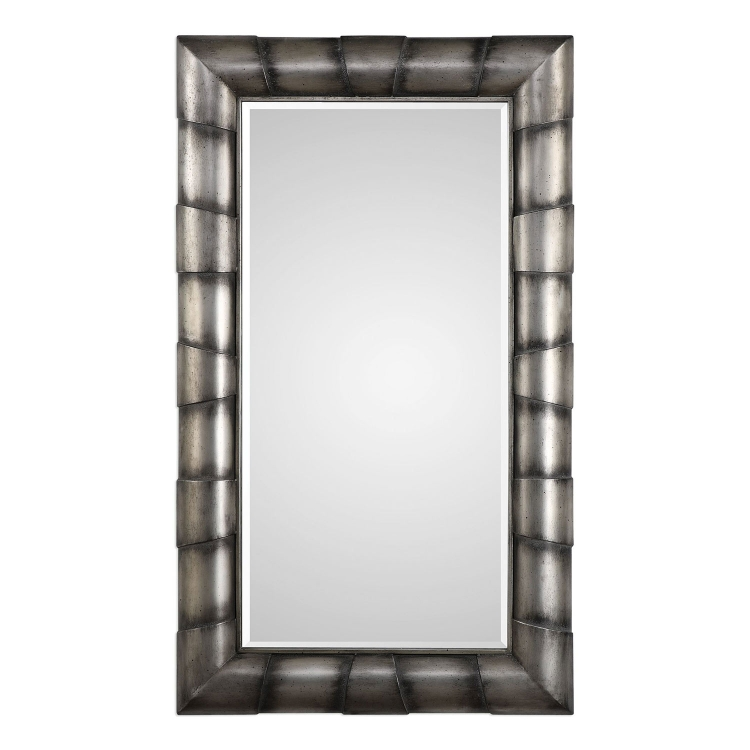 Germano Stacked Pipe Mirror