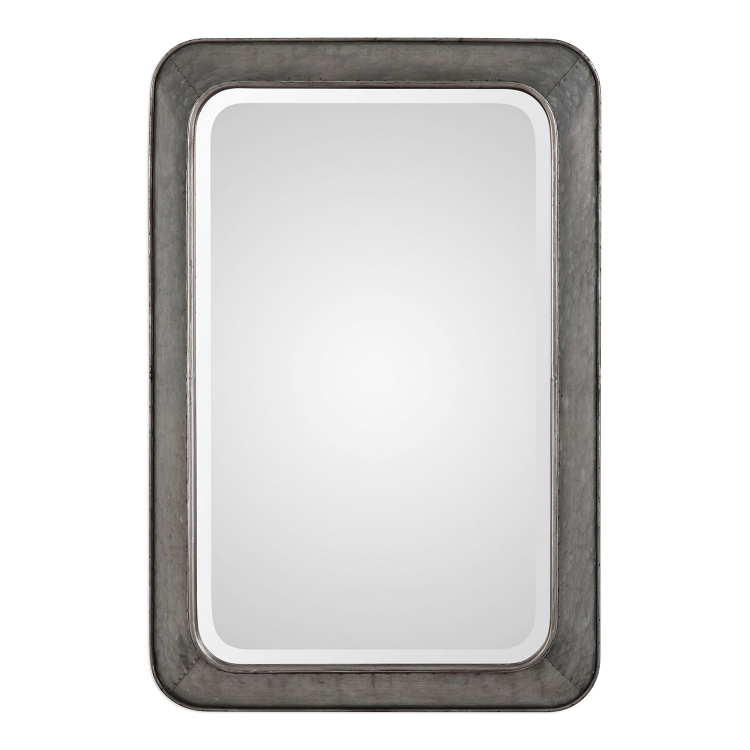 Jarno Industrial Iron Mirror