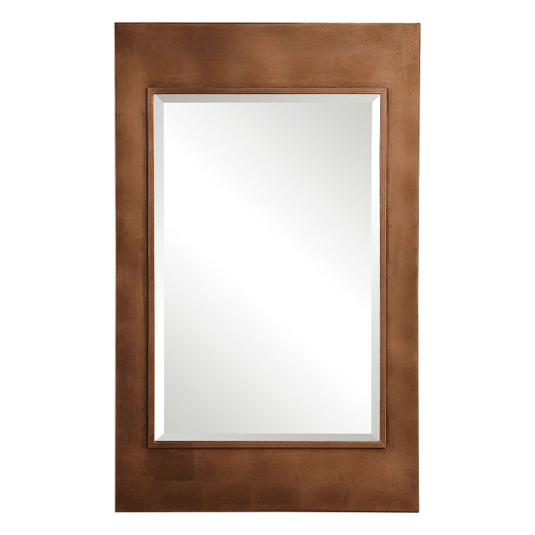 Toulmin Mirror - Metallic Copper
