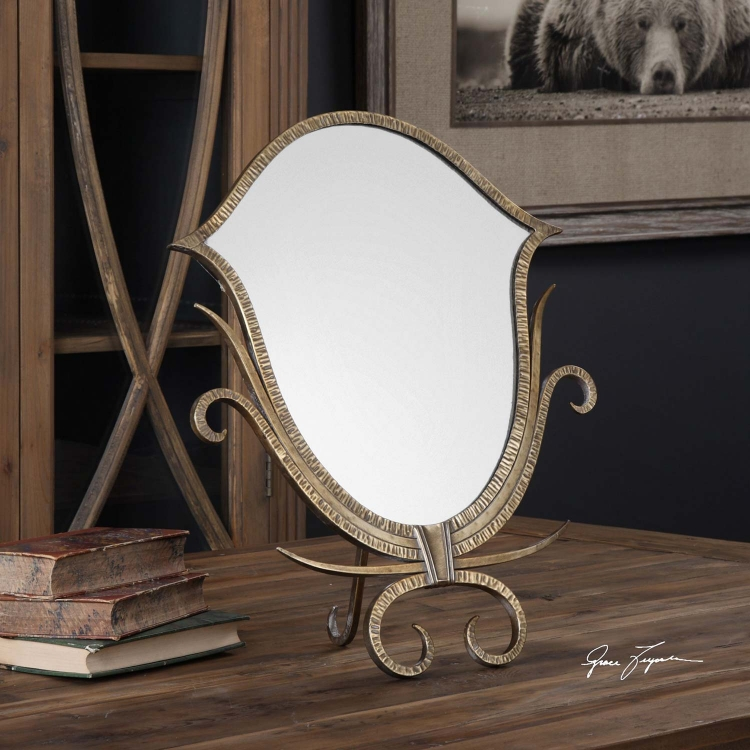 Ardit Tabletop Mirror