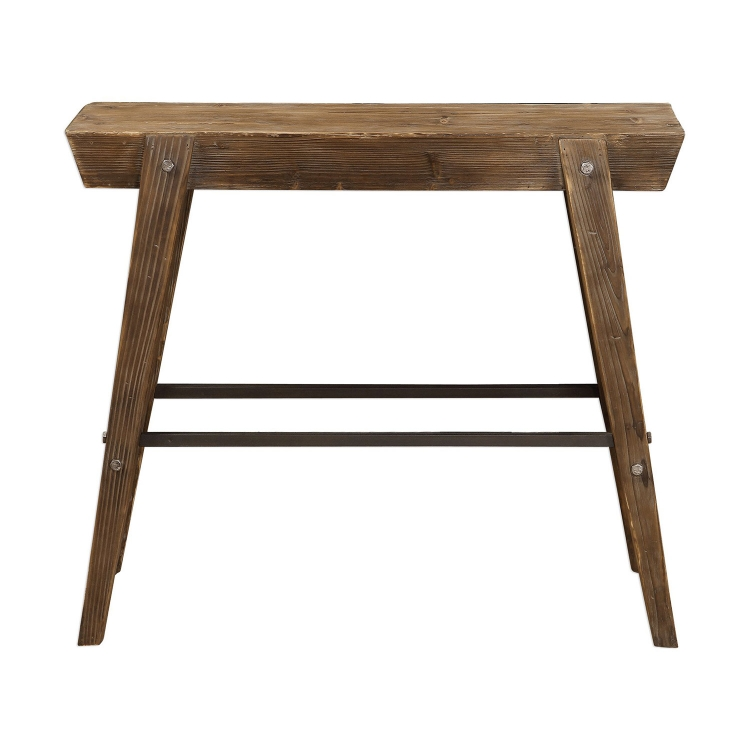 Hayes Console Table - Wooden