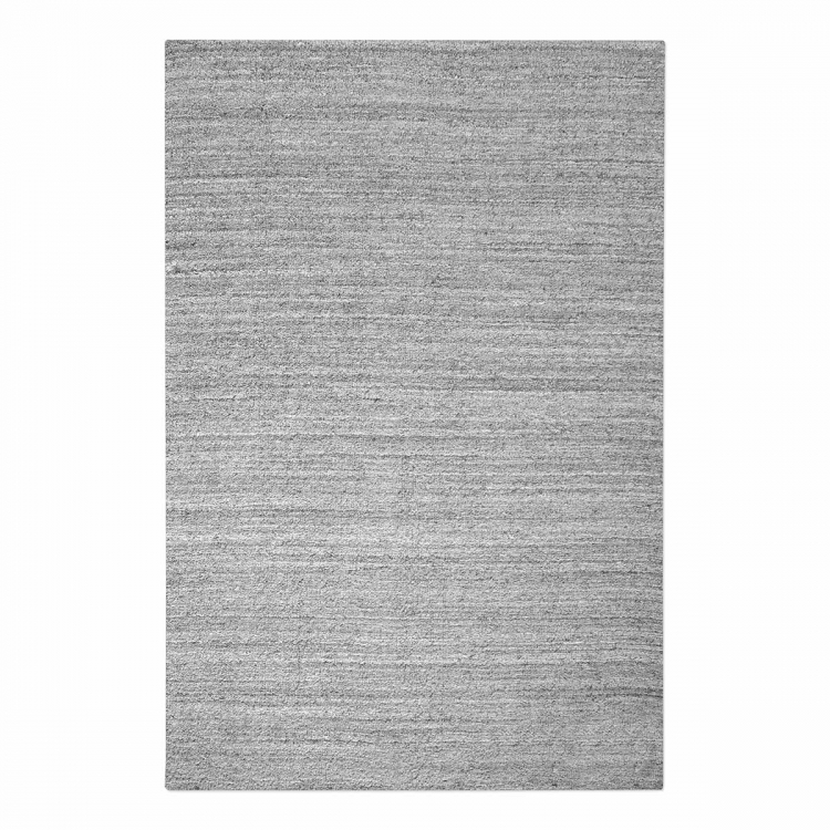 Midas 5 x 8 Rug - Light Gray