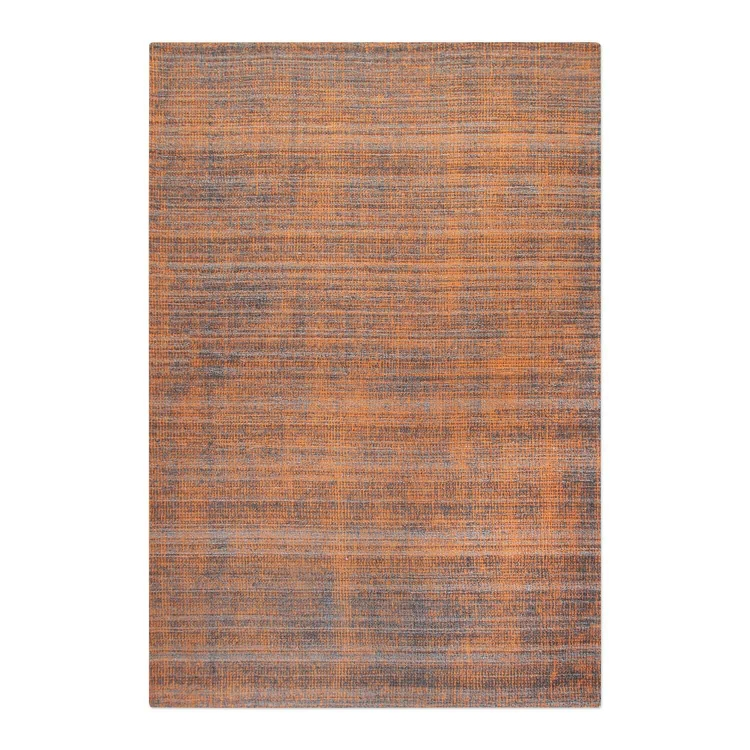 Medanos 5 x 8 Rug - Burnt Orange