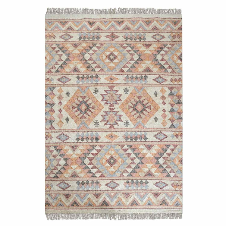 Chaparral 5 x 8 Rug - Rust Orange