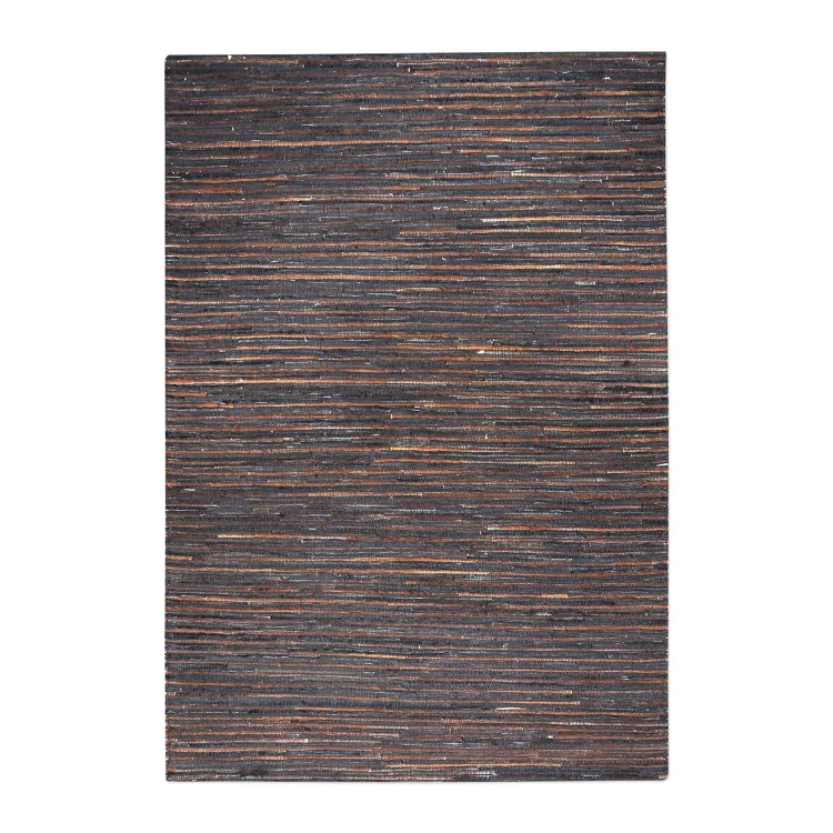 Riviera 5 x 8 Rug - Dark Brown