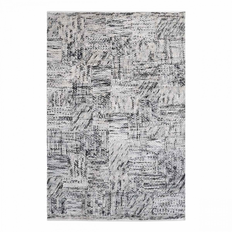 Junction 8 x 10 Rug - Gray