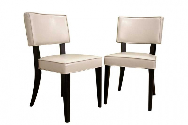 Thyra Cream Dining Chair - Wholesale Interiors