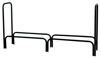 Black 60 Inch Long Log Rack-Uniflame